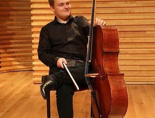 Bath Symphony Orchestra welcomes Maxim Calver
