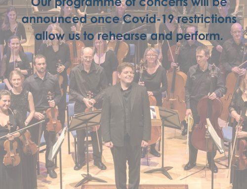 BSO 2020-21 Concert Season